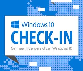 windows 10 check in partner