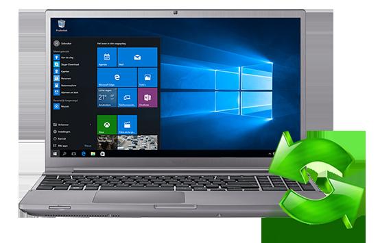 Windows 10 Refresh